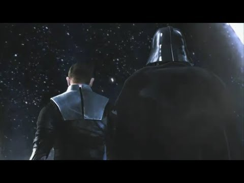 Star Wars: The Force Unleashed | Book Trailer