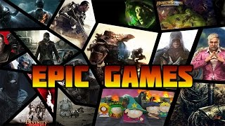 EPIC GAMES 2014-2015