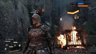For Honor - Tiandi in Dominion