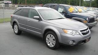 2009 Subaru Outback Start Up, Engine, and In Depth Tour