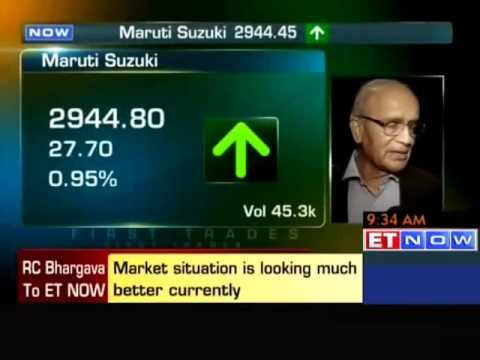 Expect double-digit growth in FY15: Maruti Suzuki