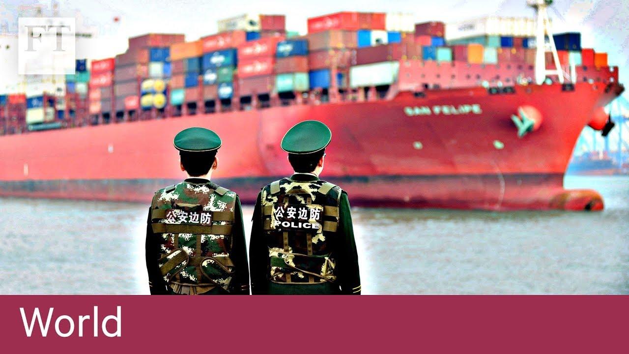 China's trade tariffs - retaliation and talks