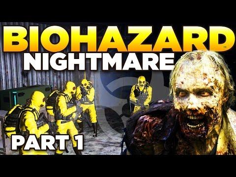 BIOHAZARD - Helvan Incident [Part 1] ARMA 3