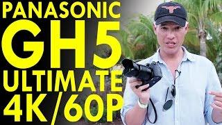 Panasonic GH5 Review: 4K/60p, Autofocus, Vlogging, Stills (vs E-M1 Mk II)