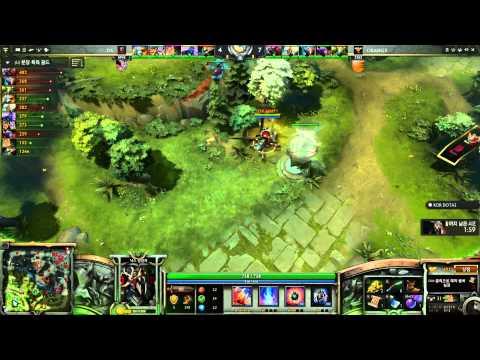 Orange vs DK LB Round 4A 3 of 3   Korean Commentary