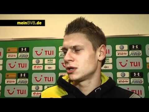 Hannover - BVB: Freies Interview mit Lukasz Piszczek