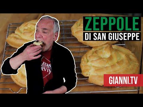 Zeppole di San Giussepe