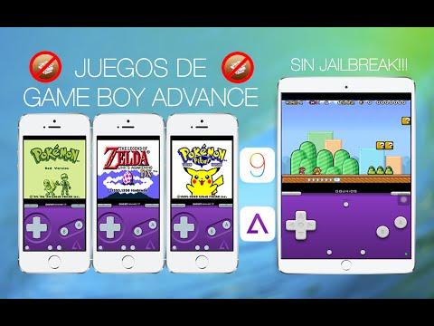 Como tener  Juegos de Game Boy Advance en tu iPhone iPad & iPod en iOS 9 SIN JAILBREAK 2016