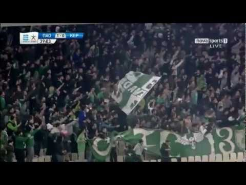 Djibril Cissé  Tribute [2009-2011] Panathinaikos- Always in our Hearts