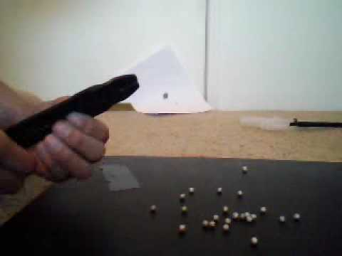how to make your own airsoft bbs
