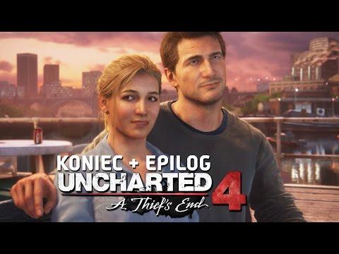 Zagrajmy W Uncharted 4: Kres Złodzieja (28) - KONIEC GRY + EPILOG - PS4