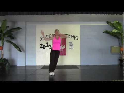 Starships By Nicki Minaj, Fitness Choreography  For Zumba Class