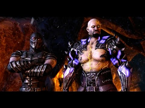 Mortal Kombat X - Launch Trailer