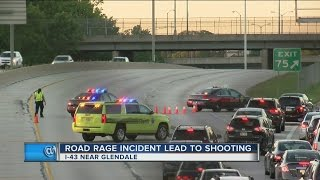 Milwaukee County Sheriff's Office: Road rage to blame for infant's I-43 shooting