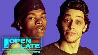 Download Lagu Pete Davidson, Lil Baby, and We Make Smoothies With Ace Hood | Open Late with Peter Rosenberg Gratis STAFABAND