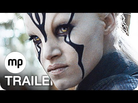 STAR TREK 3 BEYOND Trailer 2 German Deutsch (2016)
