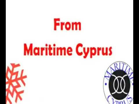 Christmas wishes from Maritime Cyprus
