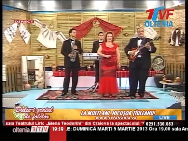 Aura si Nicusor Tiuleanu Band - Live 2013 - by TVF OLTENIA
