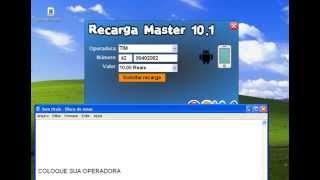 Créditos Master 10.1 - Créditos grátis para celular 2014/2015