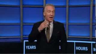 Bill Maher on Rob Ford Again