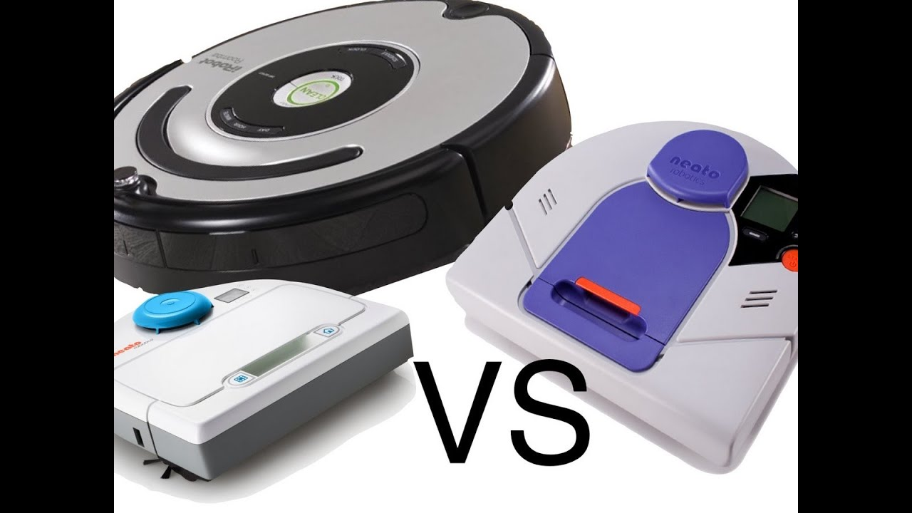 neato vs roomba 4yr review youtube. Black Bedroom Furniture Sets. Home Design Ideas