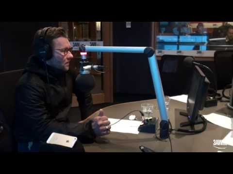 Joel Edgerton joins Denis Walter on 3AW Afternoons