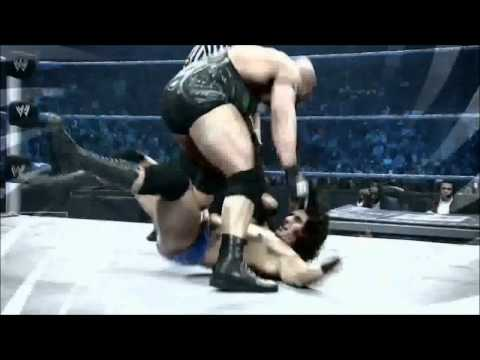 Ryback Titantron with Goldberg Theme