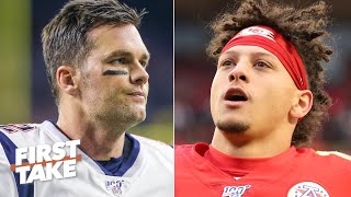 Tom Brady needs to have a better game than Patrick Mahomes – Stephen A. | First Take