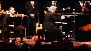 "Pink Martini perform ""Song The Black Liazrd"" live at London Royal Albert Hall"