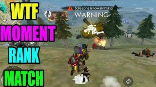 WTF moment|| Free fire tricks and tips|| Run gaming Tamil