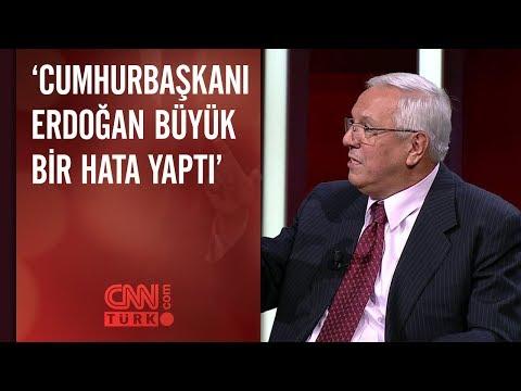 Orhan Uğuroğlu: Erdoğan büyük bir hata yaptı