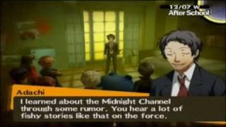 Persona 4: Adachi's Masterplan Part 1