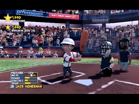 Super Mega Baseball (PS4): Season Mode with the SGU Sirloins - EP1