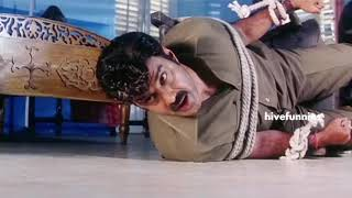 Man Stops Bomb Blast With Bullet - Funny Indian Flim Scene