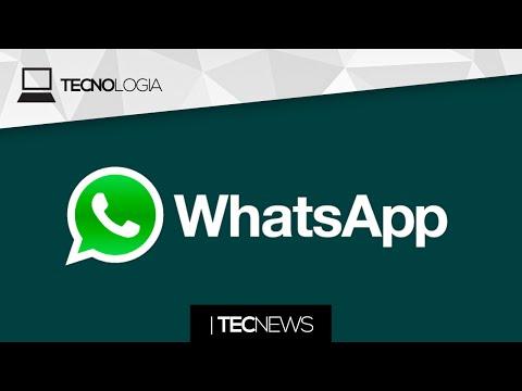 Baixe a NOVA versão do WhatsApp (com novo visual) / Brasileiro está processando a Apple