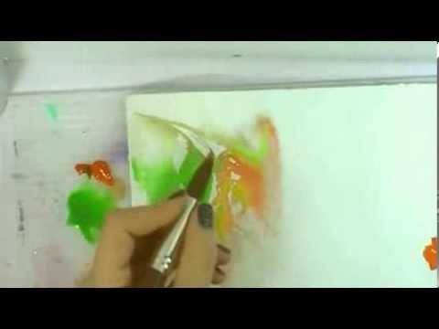 Acrylic vs. Watercolor Painting: What Not to Do