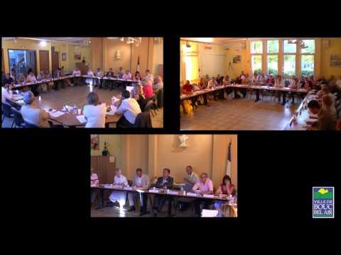 Conseil Municipal du 20 juin 2014