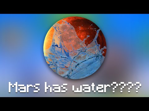 WATER COMES FROM MARS THEORY!!! [Re-upload]