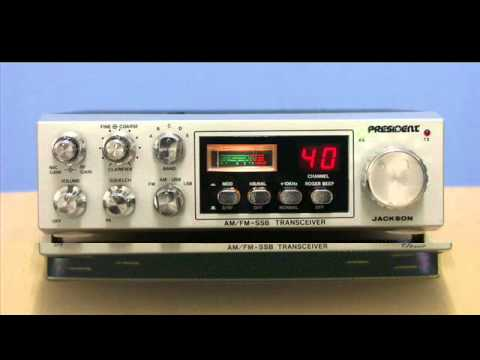How do the roger beep of different CB radios sound??