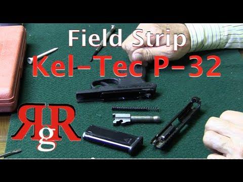 Kel-Tec P-32 Field Strip