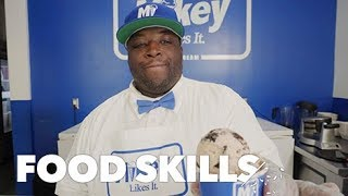 How Mikey Cole Uses Ice Cream to Build His Community | Food Skills