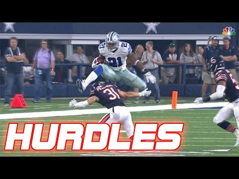 NFL Best Hurdles of All Time(ish)