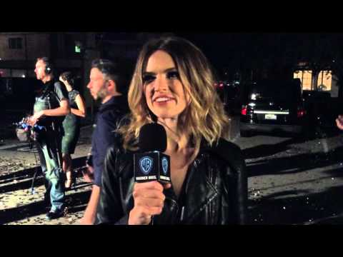 Erin Richards on Season Two of Gotham