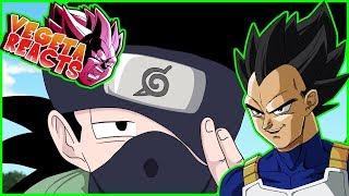 Download Lagu Vegeta Reacts To Goku Sensei!? (Dbz and Naruto Parody) Gratis STAFABAND