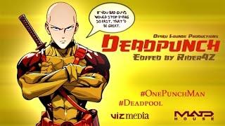Deadpunch Trailer - Deadpool/One-Punch Man Parody
