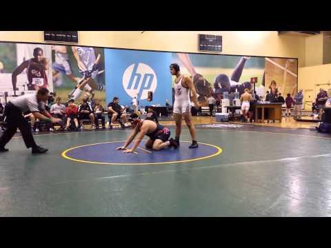 Yonkers Wrestling vs Omak High School