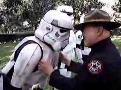 Stormtrooper training video