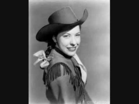 Judy Canova - I Can't Give You Anything But Love, Baby