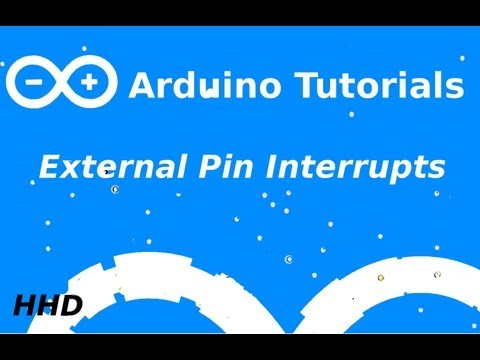 Arduino Tutorial #7: External Pin Interrupt
