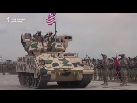 Georgia Hosts Military Exercises To Bolster NATO Cooperation